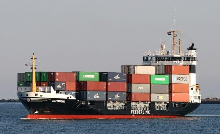 Sea shipping-by full container