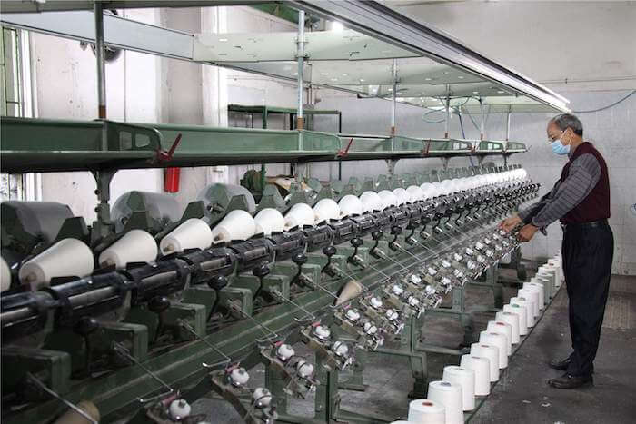 Dongguan sweater factory