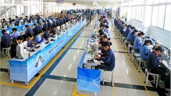 Dongguan-shoes-manufacture