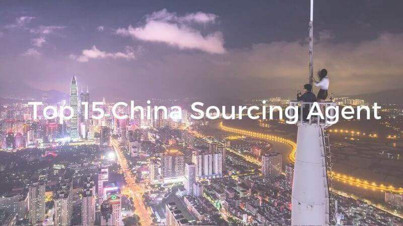 top 15 China sourcing agent