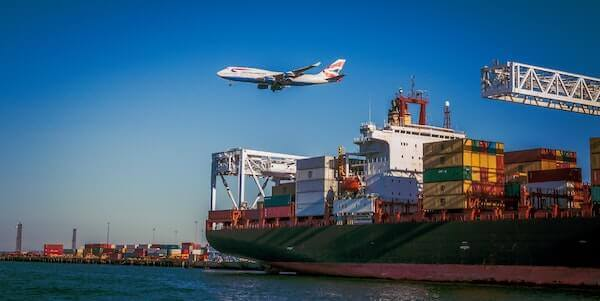 goods shipping from China to USA