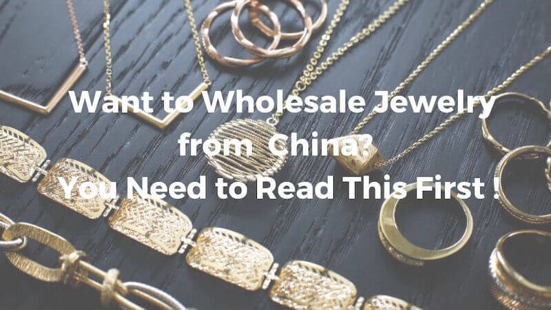 jewelry wholesale china