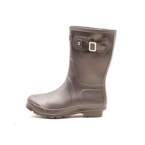 middle tube hunter boots