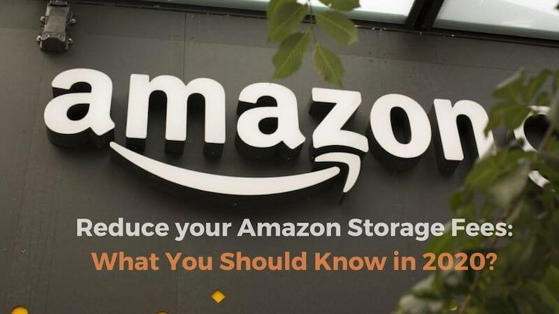 Amazon storage fees